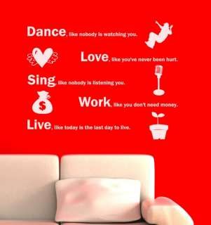 Alfred D. Souza, Poem Adhesive Removable Wall Decor Accents Graphic