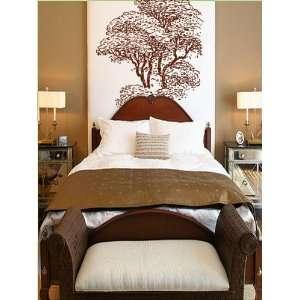 Wall Art Decal Sticker Tall Tree 6 Feet Tall 72x44