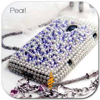 BLING CRYSTAL HARD CASE AT&T SONY ERICSSON XPERIA X10