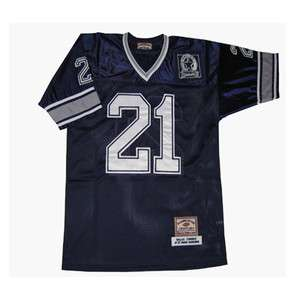 Deion Sanders Dallas Cowboys #21 Sewn Jersey any size
