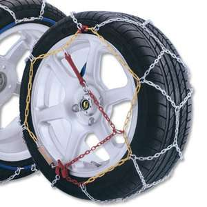 GUDCRAFT HIGH QUALITY PASSENGER SNOW CHAINS SIZE 50 TIRE CHAIN CHAIN