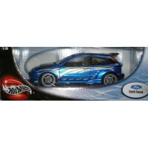 Metal Collection 118 Scale Die Cast Ford Focus