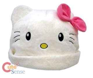 Sarino Hello Kitty Plush Beanie Cosplay Costume Hat