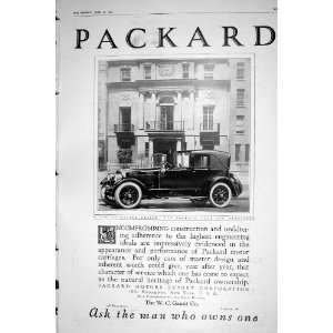PACKARD CABRIOLET MOTOR CAR KNIGHTON CROSSLEY SUNBEAM: Home & Kitchen