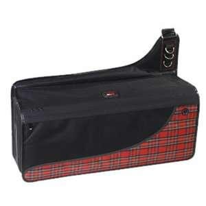 Gator GL Trumpet Messenger Bag   Plaid Messenger Bag Style