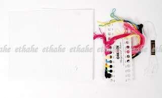 Hello Kitty Set Counted Cross Stitch Wall Clock IK2H