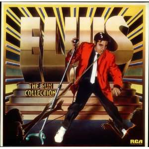 the sun collection LP ELVIS PRESLEY Music