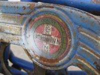Vintage Blue Arnold Schwinn Excelsior Womens Bike New Departure