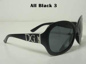 Colors DG Womens Designer Sunglasses Ladies Sun Glasses Fashion Eye