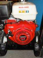 Hydro Quick 11 HP Pressure Washer 3000 PSI 4 GPM Honda Gas Engine