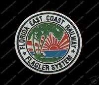 Florida East Coast Railroad Logo Hat Pin #10 1190