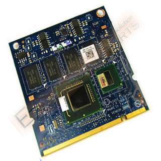 This is a replacement Dell Inspiron Mini 1010 CPU HDI System Board 1