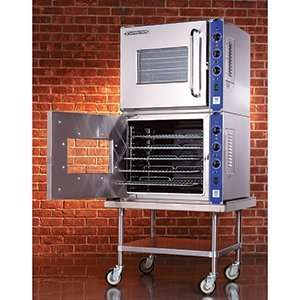 Series Half Size Electric Convection Oven Double Deck