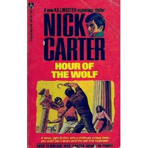 Hour of the Wolf (9780426157120) Nick Carter Books