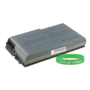 Laptop Battery for Dell Latitude D510, 4400mAh 6 Cell Electronics