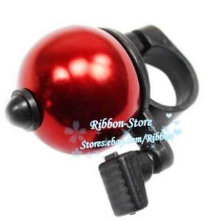 New Red Alarm Bicycle Bike Handlebar Bell Ring Horn