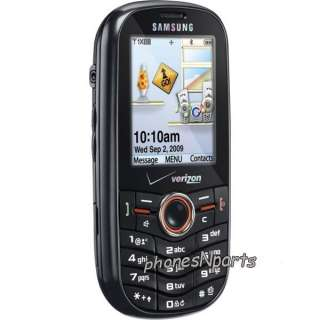 Verizon Samsung SCH U450 Intensity Slider Camera GPS Text Phone Clean