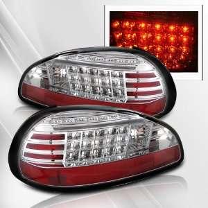 Pontiac Grand Prix 97 98 99 00 01 02 03 LED Tail Lights