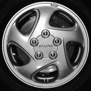96 98 ACURA 3.2TL ALLOY WHEEL LH (DRIVER SIDE) RIM 15 INCH