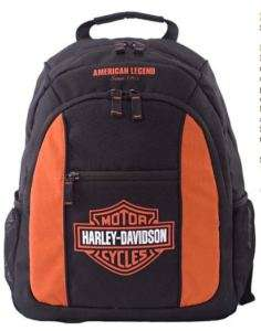HARLEY DAVIDSON® BAR & SHIELD DAY PACK BP1965S O NEW