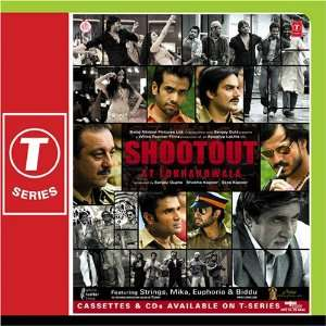 Shootout At Lokhandwala Anand Raaj Anand Music