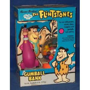 Hanna Barbera The Flintstones Gumball Bank Toys & Games