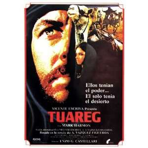 Desert Warrior Poster Movie Spanish 27x40: Home & Kitchen