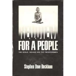 of American Indian) (9780806109428) Stephen Dow Beckham Books