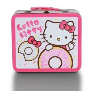 Womens Hello Kitty Donut Lunch Box [Apparel]  Kitchen
