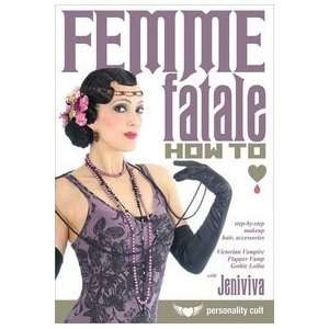 Fatale How To   Makeup Hair Accessories Step by Step   DVD Beauty