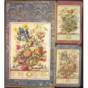 : Bridge Ensemble Gift Set (Flower Prints, John Bowles): Toys & Games