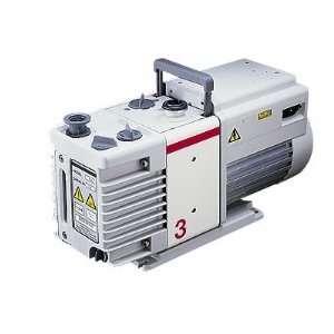 Direct drive rotary vane vacuum pump, dual mode, 2.3 cfm, 115 VAC
