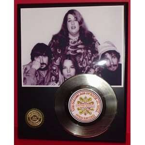 Mama & the Papas 24kt Gold Record LTD Edition Display ***FREE PRIORITY