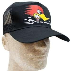 Mr. Horsepower H5 Black/White Mesh Adjustable Baseball Hat
