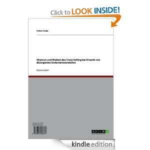 Selling bei Erwerb von divergenten Unternehmensteilen (German Edition