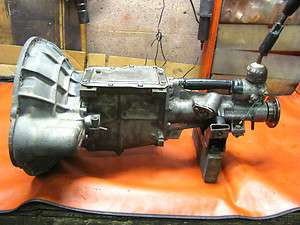 1500,Triumph Spitfire Rebuilt Transmission, Single Rail Shifter, VGC