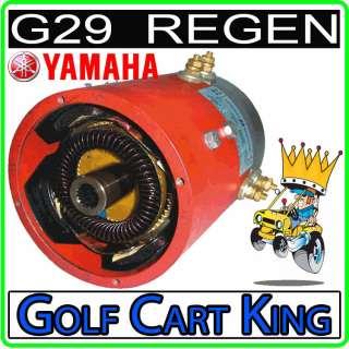 Yamaha G29/Drive Golf Cart Regen Electric Motor (48 Volt)