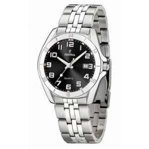 Festina Unisex CLASSIC F16278/6 Silver Stainless Steel Quartz Watch