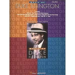 Music of Duke Ellington   Easy Piano Composer Collection