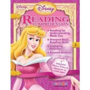 Disney Princess Reading Workbooks Case Pack 48 Everything