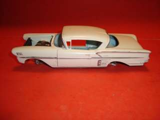 AMT/Ertl 1958 Chevy Impala 2 Dr. Ht. Built Model Car Kit
