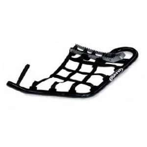 Rath Racing Nerf Bar w/o Heel Guards with Monster Pegs   Gloss Black