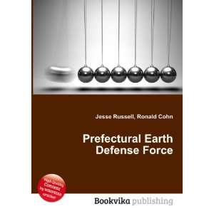 Prefectural Earth Defense Force Ronald Cohn Jesse Russell