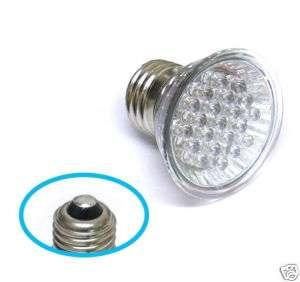 White LED Spot MR16 Light Bulb 110V 110 V AC E26 Base