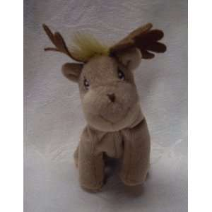 : Tender Tails Mini Moose by Enesco Precious Moments: Everything Else
