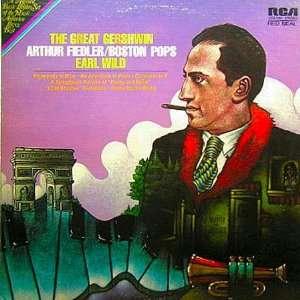 Wild, Arthur Fiedler Arthur Fiedler, Boston Pops, Earl Wild Music