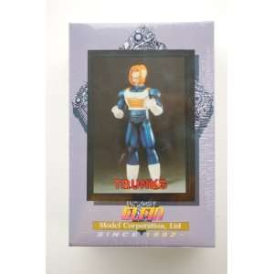 1/8 Elfin TRUNKS Soft Vinyl Model Kit Toys & Games