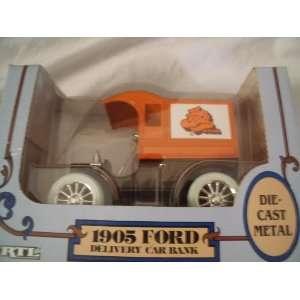 Ertl 1905 Ford Delivery Car Bank Publix Toys & Games