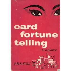Fortune telling by cards at a glance (The At a glance
