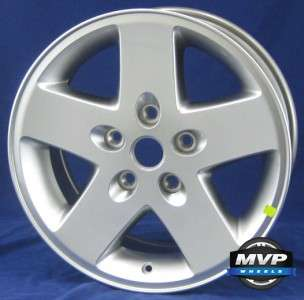 Factory OEM 17 17 Jeep Wrangler Wheels Rims Set of 4 9074 B